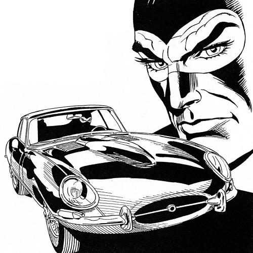 Jaguar e Diabolik