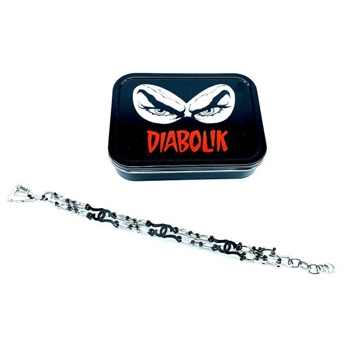 1 - Bracciale Diabolik Chain