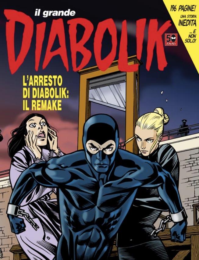 L'arresto di Diabolik: il remake
