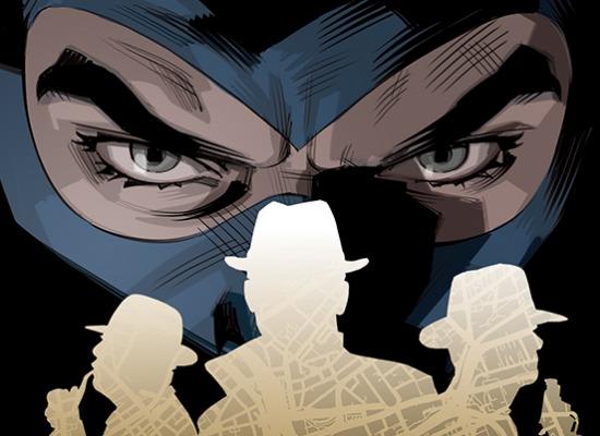 Tre detective