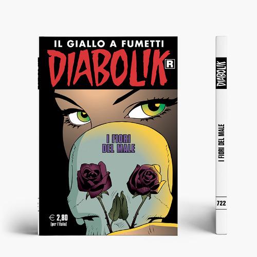 Diabolik R I fiori del male