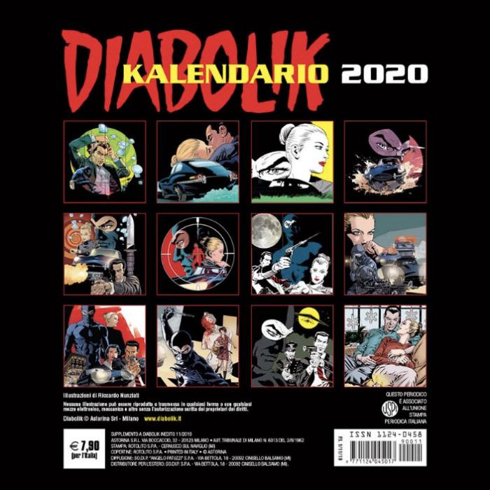 2 - Diaboliko Kalendario 2020