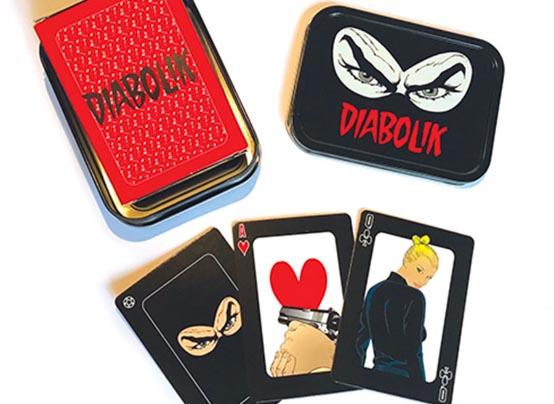 Le diabolike carte - Mazzo rosso