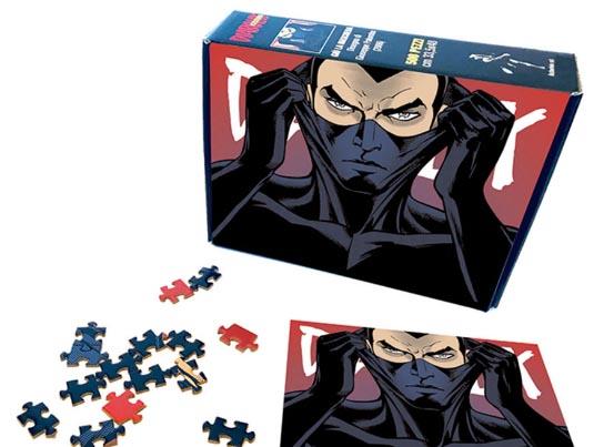 Puzzle Diabolik - Giù la maschera