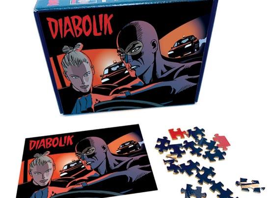Puzzle Diabolik - Sempre in fuga