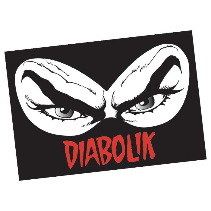 1 - Tovaglietta Diabolik